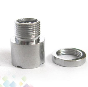 High Quality 510-510 Adapter 510 Connector with Ring DHL Free Best Price fit 510 E Cigarette