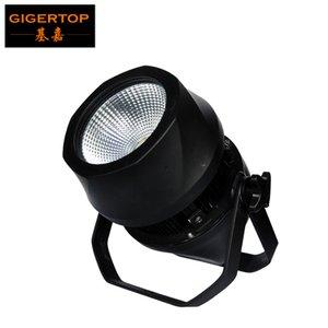 Tiptop 200 W 3200 K Sıcak Beyaz / 6500 K Soğuk Beyaz / CW WW 2in1 Su Geçirmez Siklon LED Par Işık Tyanshine COB LCD DMX IN / OUT DAISY Zincir Bağlan