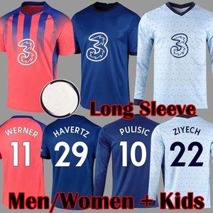 Chelsea 2020 2021 Troisième maillot de football noir JORGINHO LAMPARD GIROUD maillot de football KOVACIC Camiseta WILLIAN 20 21 HUDSON ODOI KANTE maillot de foot