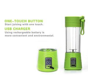 380ml Portable Blender Juicer Cup Usb Rechargeable Electric Matic Smoothie Vegetable Fruit Citrus Orange Juice jllOup mx_home