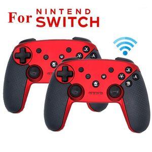 Oyun Denetleyicileri Joysticks Anahtarı Pro Bluetooth Kablosuz Gamepad Uzaktan Kumanda Joystick Konsol Pad PC Oyunları1