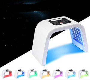 Wholesale Newest 7 Colors PDF Led Mask Facial Light Therapy Skin Rejuvenation Device Spa Acne Remover Anti-Wrinkle Beauty Treatment