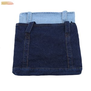 Fashion Wild Denim Bag Campus Style Student Large Capacity Durable Shoulder Shopping Bag Outdoor Mommy Travel Storage Bag