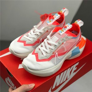 2020ss new Vista Lite whiteOrang Luxury Triple Designer Low New Arrival Sneaker Mens Womens Runner Shoes Top Quality Sports Casual Shoe