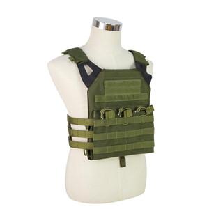 Tactical MOLLE JPC Vest Outdoor CS Game Paintball Airsoft Multicam Combat Vest Equipment