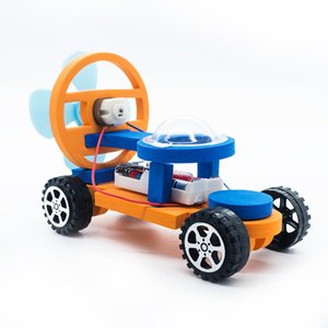 Kids Model Building Kits Toys Racing Cars For Children Educational Science Learning Technology Boys Girls Logic DIY Games