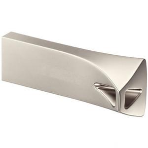 2020 Hot Selling Metal Bar Plus USB Flash Drive 32GB 64GB 128GB Memory Stick USB 3.0-2.0 U disk PC Drives 100pcs