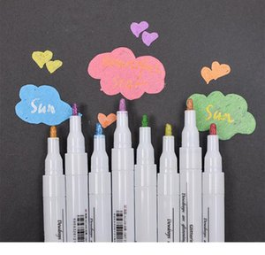 12 color Kawaii Drawing Pen Watercolor Pen Fineliner Scrapbook Color Ink Design Cute Stationary Art