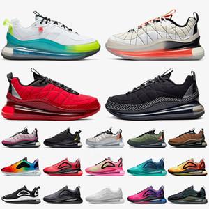Schuhe 720 818 720 Männer Frauen laufen Schuhe Weltweites Segel Orange Rot Schwarz Sei wahr Draussen Herren Turnschuhe Turnschuhe