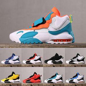 2020 Nouvelle vitesse Turf Big Eyes Basketball Chaussures Fashion Hommes Sports Chaussures Homme Entraîneurs Sneakers Classic Blanc Blanc Blanc Châussures à pied