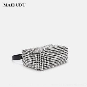 THOV 7X10INCH Blank mit Leinwand Makeup Metall Schwarz Weiß Elfenbein Kosmetiktasche gesäumt Goldtasche Reißverschluss Stock TOKTIERIE Verfügbare Tasche direkt von fa