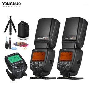YONGNUO YN600EX-RT II AutoL HSS Flash Speedlite + YN-E3-RT II Controller Trigger for 5D3 5D2 7D Mark 6D 70D 60D etc1