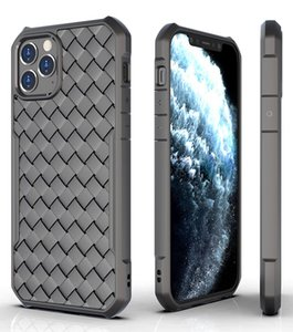 New Unique Stylish 3D Luxury Cool Heat Dissipating Braid Soft TPU Shockproof Original Quality Phone Case for iPhone 12 Mini Pro Max Conque