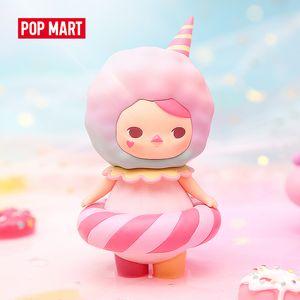 iyi plastik doğum günü Oyuncak figür Kör kutunun 1008 POP MART Punky havuz bebekler