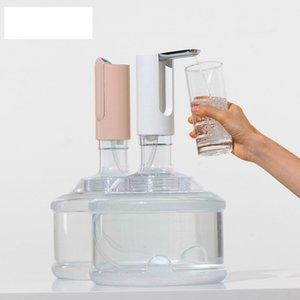 Разборные бочковые дозатор воды насос насос электрический дозатор воды ультра-тихий низкий уровень шума 1200 мАч силиконовая трубка для питья моря LLA326