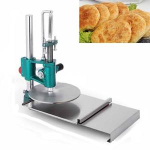 La más nueva masa de pizza de pizza de pizza de pizza de pizza masa de pizza aplanando la máquina roll roll shapeing presionando MA1
