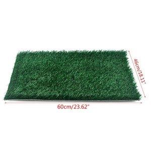 Haustier künstliche gras matte hund raum landschaft rasen toilette synthetische turf cat pupp 201124