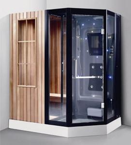 Forêt espace haut de gamme sauna bar oxygène sur mesure chambre confortable saine profiter petite salle de vapeur khan BA865