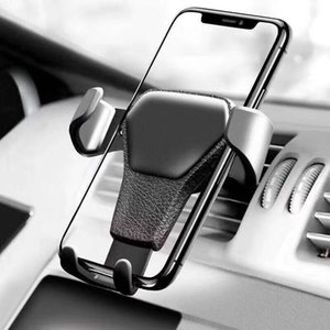 New 1PC Gravity Car Holder For Phone Air Vent Clip Mount Mobile Cell Stand Smartphone GPS Support For iPhone 11 XS X XR 7 Xiaomi