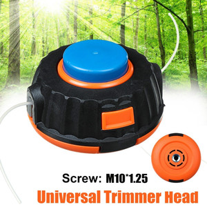 Replacement New String Trimmer Head M10*1.25 For Brush Cutter Grass Trimmer
