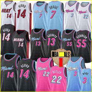 Space Jam Jersey 23 Michael 1 de Bugs Bunny 2 Daffy Duck 10 Conejito de Lola 13 Tweety 22 Bill Murray jerseys del baloncesto Negro Blanco