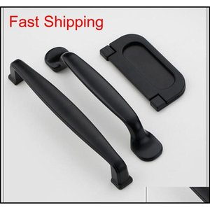 Black Handles For Furniture Cabinet Knobs And Handles Kitchen Handles Drawer Knobs Cabinet Pulls Cupboard qylOKW yh_pack