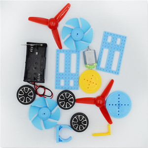 Free Shipping Technology Assembled Tank Scientific Experiment Children's Puzzle Assembly Wheel Toy Model Material