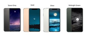Free DHL goophone 11 pro max Celulares desbloqueados MTK6580 4G smartphone débloqué Ram 1GB ROM 16GB Camera 8.0MP Show 512GB smartphone
