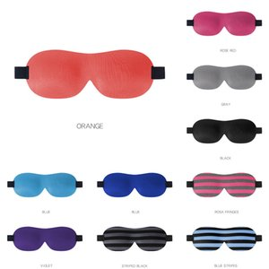 3d Sleeping Seamless Eye Mask Travel Rest Aid Eye Mask Cover Patch Paded Soft Sleeping Mask Blindfold Eye Relax Massager Tools