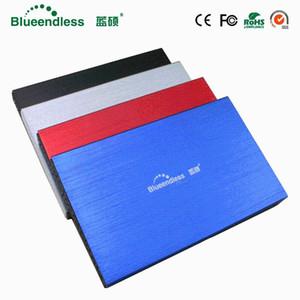 Blueendless NEW Produkt External Hard Drive 1TB Festplatte 1 TB High Speed HDD 2.5 Desktop-Laptop Mobile Drive