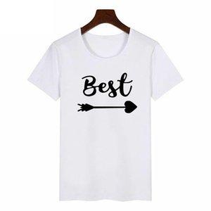 여성 여성 의류 여성을위한 여성 셔츠 자르기 탑 독창성 Tshirt 짧은 소매 디자이너 의류 단순성 T 셔츠 독특한 PB004