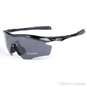 High Quality Sunglasses Wind Proof Goggles Cycling Sunglasses Hot Polarized Sports Eyewear Mens Sun Glasses Womens with 5 Lenses