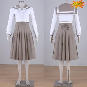 Anime Sailor Moon Cosplay Kino Makoto Cos Halloween Party Cos Campus student sailor suit1
