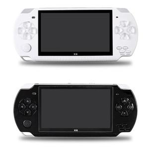 128 bits para Arcade Game Console Gba Nostalgic Nes Handheld Game Console Máquina Hd Máquina Handle Tela