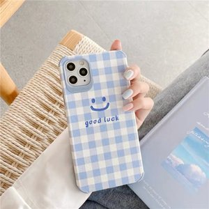 smile good luck with Phone Case iphone 11 Pro MAX XS XR X 8 Plus XS hard cover