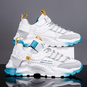 r095j estate 2020 nuova tendenza dei giovani in mesh traspirante per il tempo libero Scarpe sportive uomo di sport di moda scarpe da corsa coreano luce