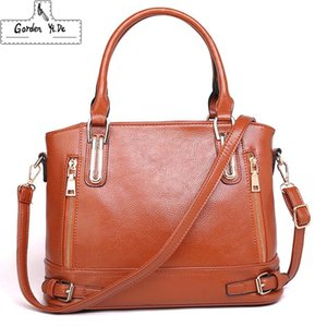 Handbags 2020 Women Bags Designer New Fashion Litchi handbags Casual Messenger Bag Large Capacity Shoulder Bag
