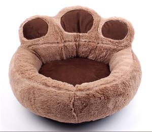 Fabricantes Atacado Saída Urso Paw Four Seasons Universal Cão pequeno Tida Tida Pet Nest Pet Cat Cat Nest