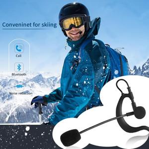 2020 Casco Árbitro 3.5mm Auricular monoaural gancho del oído del auricular para Vnetphone V4 / V6 / MICF