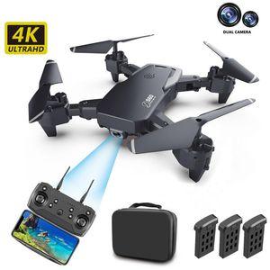 S60 plegable 4k dual-cámara UAV Drone Photography Portada larga Resistencia Quadcopter Aviones de control remoto de altitud fija
