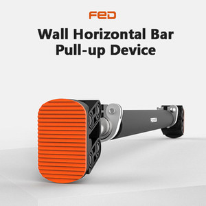 Original Youpin MIJIA FED Wall Horizontal Bar Pull-up Device Stable Safety Non-slip Automatic Indoor Sports Fitness Tools Horizontal Bars