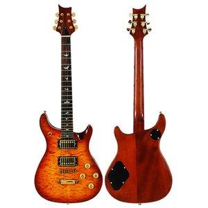 Benutzerdefinierte Großhandel Wasserkräuselungsreflexion E-Gitarre, vergoldet Zubehör, bieten maßgeschneiderte Dienstleistungen