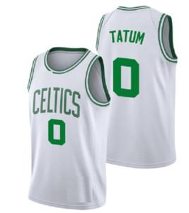 Erkekler Jason 0 Tatum Athletic Açık Appare Basketbol Formaları Giymek