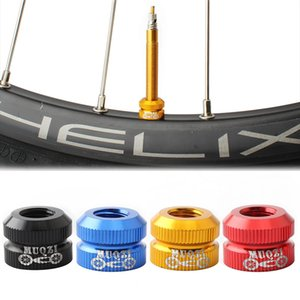 Replace bicycle vacuum tire nozzle nut bicycle tire chamber valve valve inner nozzle and vacuum tire cylinder lock nut