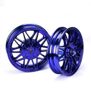 Мотоциклетные колеса шины JOG100 Force ASZ 100 100CC 2.15x10 дюймов 10 мм передний задний скутер алюминиевый колесо RIMS1