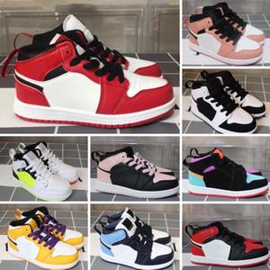 Девочки мальчики малыша кроссовки роскошный дизайнер бренда детская обувь J 6 детей мальчик и гриль спортивные кроссовки атлетика баскетбол обувь