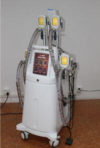 2020 cryo freeze weight loss Double Chin fat freeze 5 Handles Freezing Cryolipolyis Machine with rf 40k cavitation and laser pad 3000watt