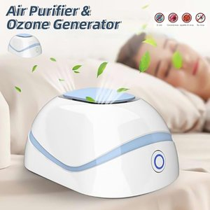 Negativo Personal Ion Deodorante Ozonizer Air Purifier Blu M-103 Car Home Office dell'ozono Mini Portable Generator