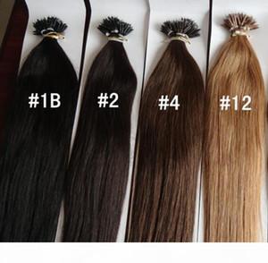 100 جرام 18 بوصة 20 بوصة 22 بوصة 24inc ريمي مايكرو نانو حلقات الشعر 100٪ هندي الشعر البشري ملحقات