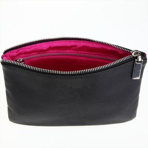 Multifunction Travel Cosmetic Bag Makeup Pouch Toiletry Zipper Wash Organizer PU Material small cosmetic bag